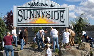 Welcome to Sunnyside